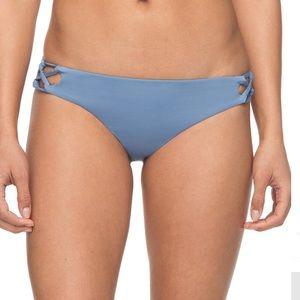 Roxy Softly Love Reversible Scooter Bikini Bottoms